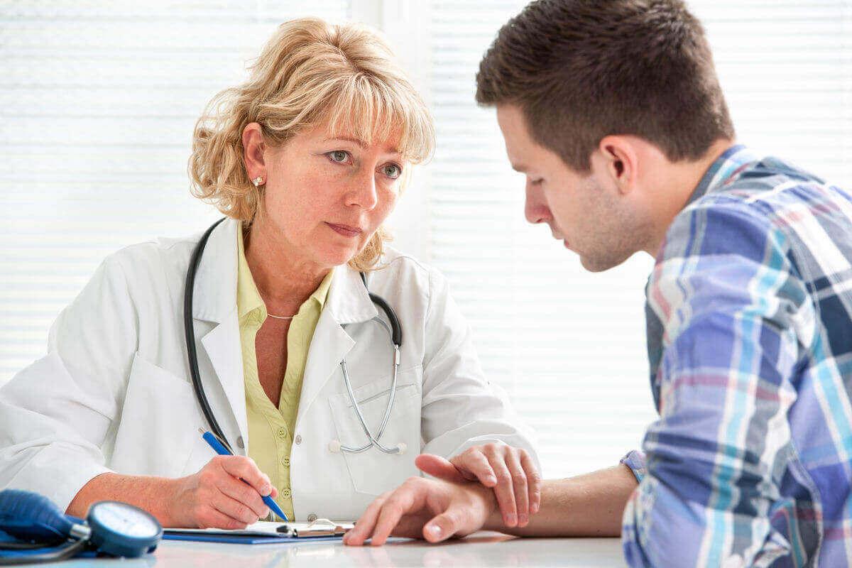 Помощь врача при абстинентном синдроме