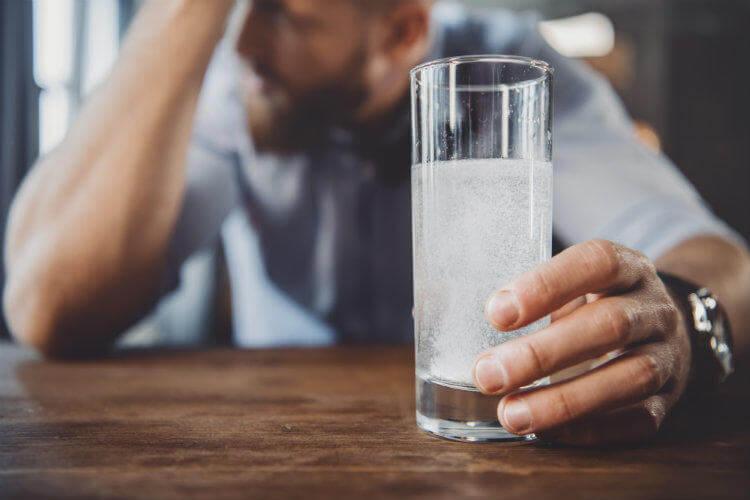 Выведение остатков алкоголя