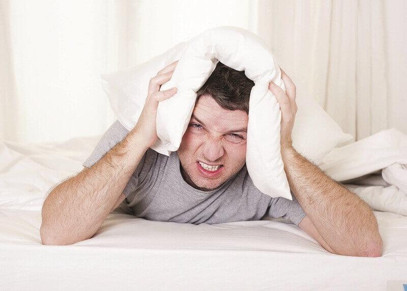 Основные симптомы после запоя