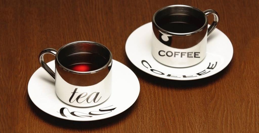 Кофеин в чае, кофе, какао, энергетиках