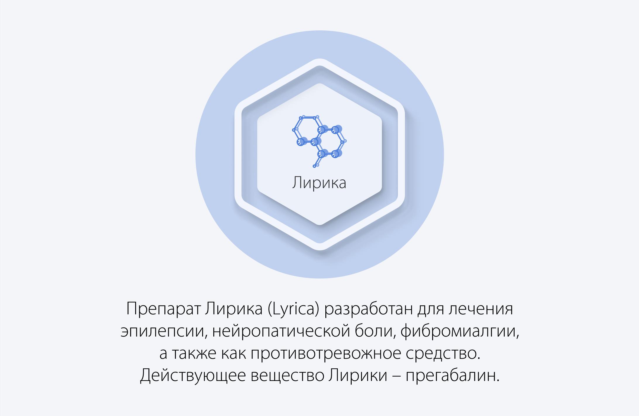 Препарат Лирика
